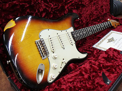 RS Guitarworks CONTOUR GREENGUARD 3TSのサムネイル