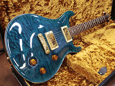 Paul Reed Smith(PRS) Custom 22 Artist Package Blue Matteoのサムネイル
