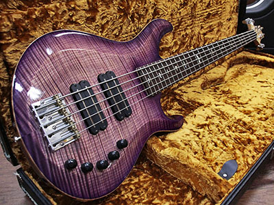 Paul Reed Smith(PRS) Grainger 5 String Bass 10 Top Custom Colorのサムネイル
