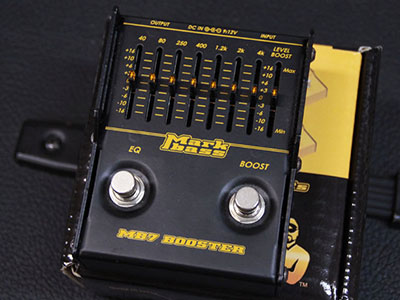 Mark Bass MB7 BOOSTERのサムネイル