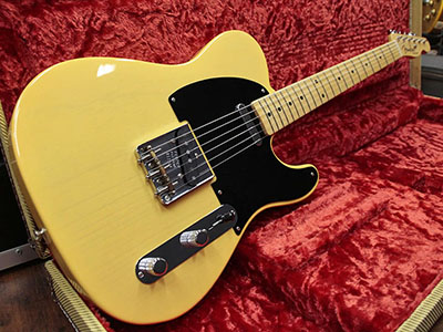 Fender Custom Shop Master Built 1952 Telecaster NOS BTB by Paul Wallerのサムネイル