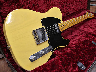 Fender Custom Shop 1951 Nocaster Relicのサムネイル