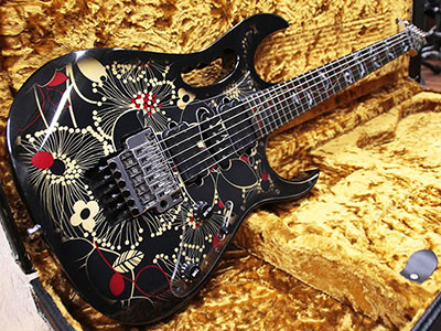 Ibanez JEM77 FP2 Floral Pattern 2のサムネイル
