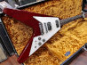 買取で入荷したGibson Flying V Custom Shop Edition-1です。