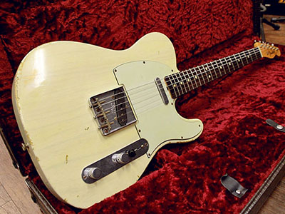 Fender Custom Shop 1963 Telecaster Relicのサムネイル