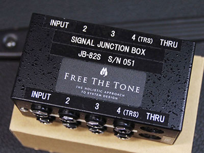 Free The Tone Signal Junction Box JB-82Sのサムネイル
