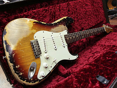 Rittenhouse Guitars S-Model Heavy Aged 3TSのサムネイル