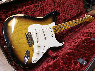 Fender Custom Shop 1956 Stratocaster Heavy Relic 2TBのサムネイル