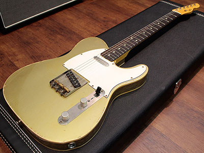 LSL INSTRUMENTS T-Bone Gold DBのサムネイル