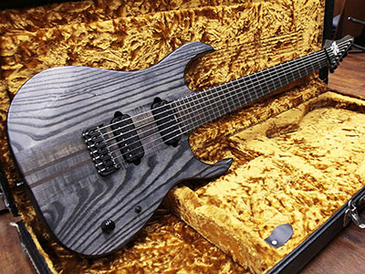 Strictly 7 Guitars Cobra Standard 7 HT/T Matte Natural Blackのサムネイル