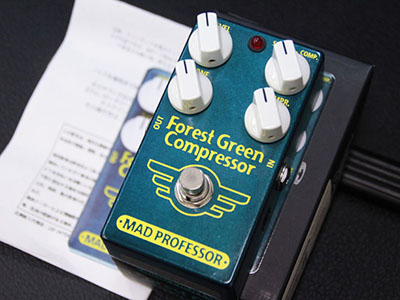 Mad Professor New Forest Green Compressorのサムネイル