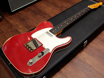 LSL INSTRUMENTS T-Bone Nacho Red DBのサムネイル