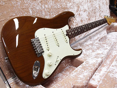 D'Pergo Custom Guitars Aged Vintage Limited Transparent Candy Rootbeerのサムネイル