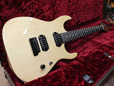 RY Guitar Custom Order Stratocaster Naturalのサムネイル