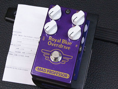 Mad Professor Royal Blue Overdriveのサムネイル