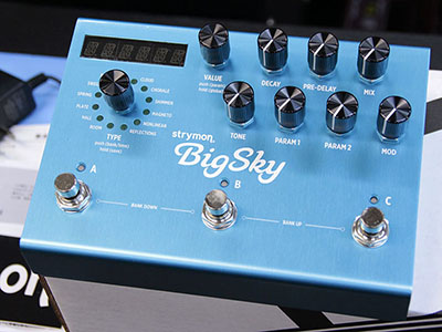 Strymon Big Sky Reverbのサムネイル