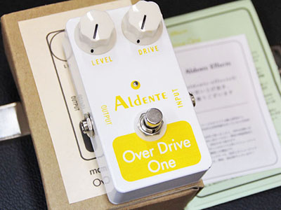 Aldente Over Drive One 80s JRC4558のサムネイル