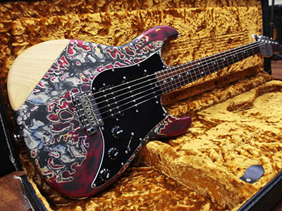 James Tyler Studio Elite Burning Water Limited 2009 Matching Headstockのサムネイル