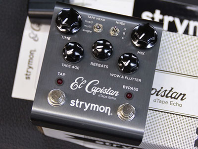 Strymon El Capistan Tape Echoのサムネイル