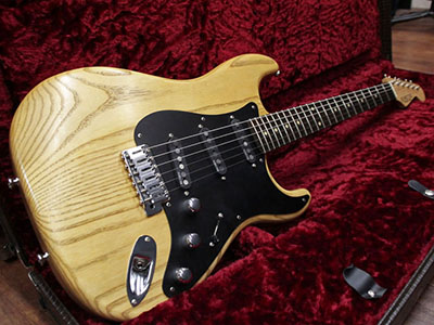 Schecter Progauge Series PS-S-ST Naturalのサムネイル