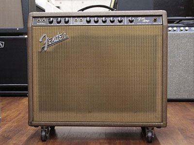 Fender USA Pro Amp '63 Brown Faceのサムネイル