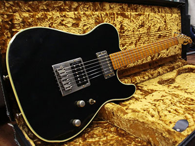 moon Telecaster Type Black 2Hのサムネイル