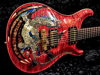 Paul Reed Smith(PRS) Dragon2000 Prototypeのサムネイル