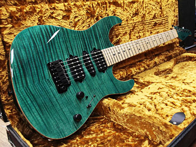 Suhr Modern Trans Tealのサムネイル