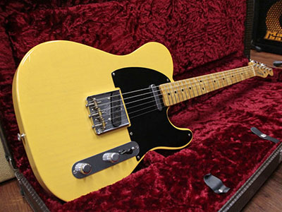 Fender Custom Shop 1951 Nocaster Closet Classic JC Stamp Neck & JCQA Bodyのサムネイル