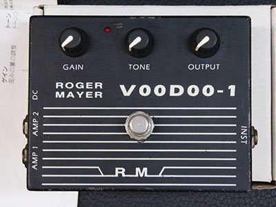Roger Mayer Voodoo-1のサムネイル