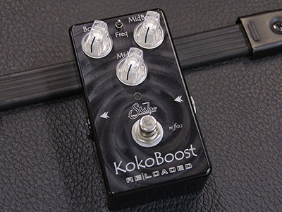 Suhr KoKo Boost Reloadedのサムネイル