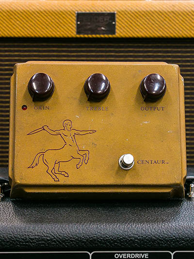 Klon Centaur Gold Long Tail FAX Onlyのサムネイル