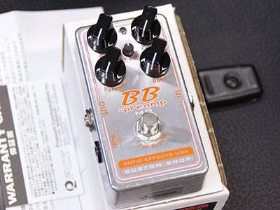 Xotic Custom Shop BB Preamp MBのサムネイル