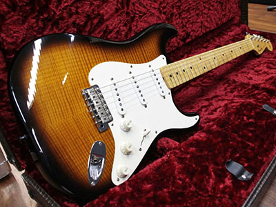 Fender Custom Shop 1954 Stratocaster 2TB Flame Maple Topのサムネイル