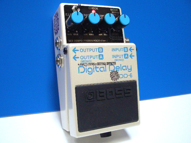 Analogman DD-6 High Cut 3way mod   ギター買取の東京新宿ハイブリッド