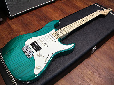 Suhr J-Series S2 Trans Teal Limitedのサムネイル