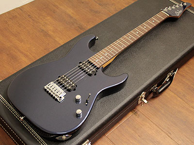Suhr Standard Mercedes Blue Metalicのサムネイル