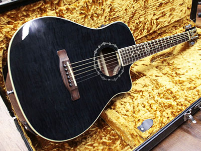 Fender Acoustic T-BUCKET 200CE TBKのサムネイル