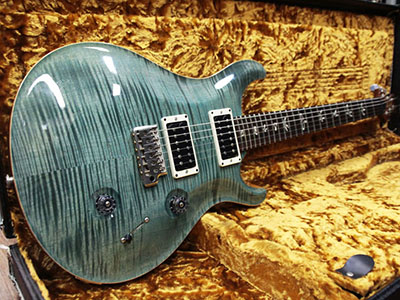 Paul Reed Smith(PRS) Custom 24 Blue Crab Blueのサムネイル