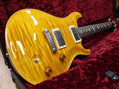 Paul Reed Smith(PRS) McCarty RoseNeck Vintage Yellowのサムネイル