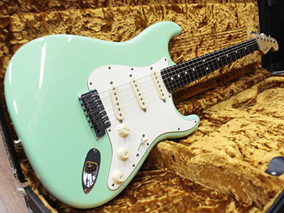 Fender Custom Shop Jeff Beck Stratocaster Surf Greenのサムネイル