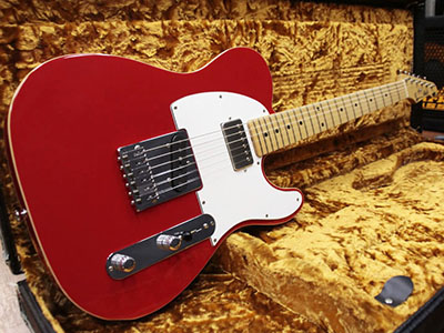 ESP RON WOOD Signature Telecaster Fiesta Redのサムネイル