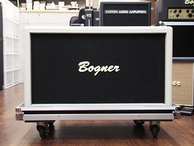 Bogner 212CB White with FRP Hard Caseのサムネイル