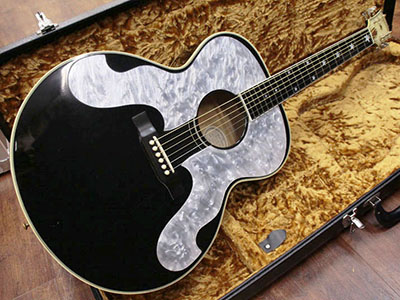 Gibson Custom Shop International Collection Series J-180 Special Editionのサムネイル