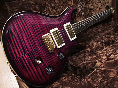 Paul Reed Smith(PRS) Private Stock Custom 24 Fuchsia Smoked Burstのサムネイル