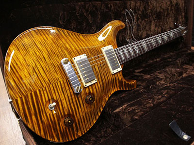 Paul Reed Smith(PRS) Private Stock Violin McCarty Black Goldのサムネイル