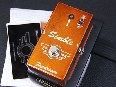 Simble pedals Predriverのサムネイル