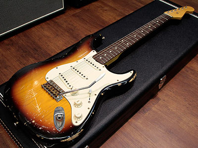 MJT Stratocaster Agedのサムネイル