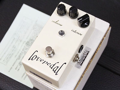 Lovepedal Super 6のサムネイル
