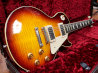 買取で入荷したGibson Custom Shop Historic Collection 1958 Les Paul Standard Reissue Figured VOS 2014-1です。
